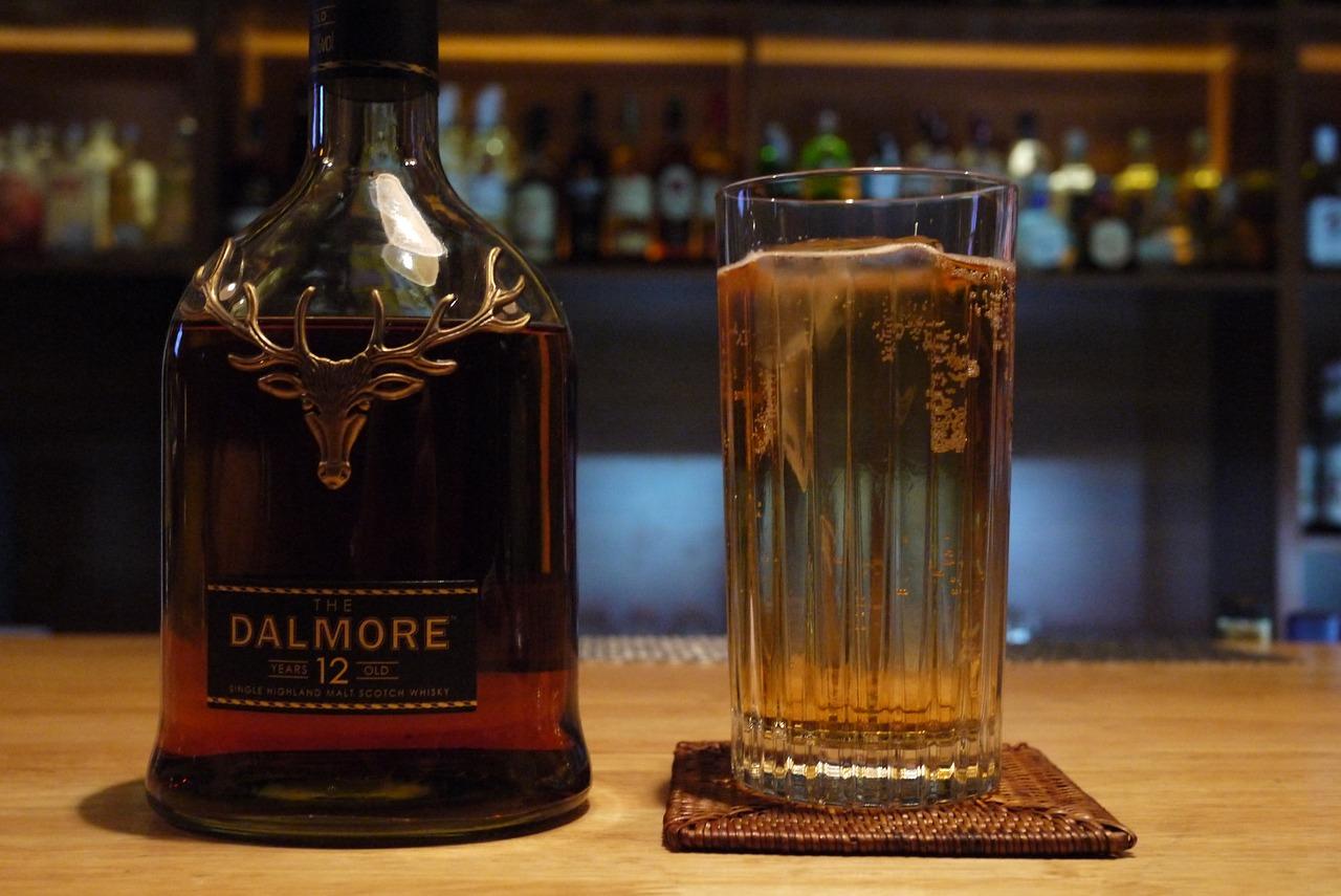 ウイスキーソーダの画像