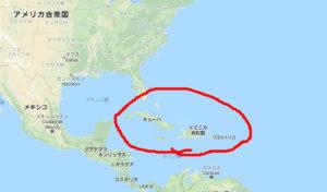 西インド諸島の画像
