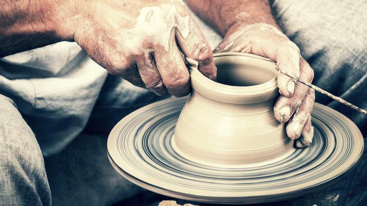 陶器の画像