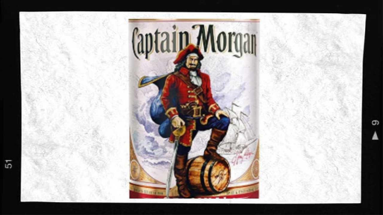 キャプテンモルガンの画像