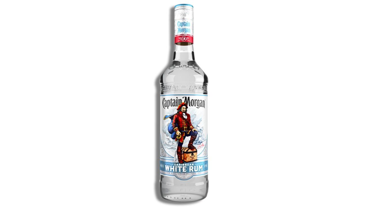 キャプテンモルガンホワイトの画像