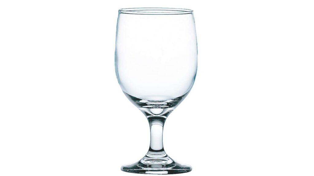 ゴブレットグラスの画像