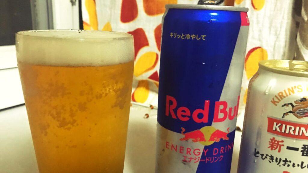 レッドブルビールの画像